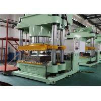 Buy cheap 500 Ton Inverted Hydraulic Hot Press Machine For Rubber Automotive Parts Molding from wholesalers