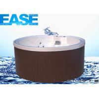 mini acrylic round whirlpool massage bathtub thermostat system outdoor spa hot tub with. Black Bedroom Furniture Sets. Home Design Ideas