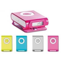 Buy cheap MP3 Shape Pedometer from wholesalers