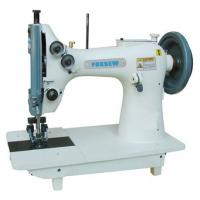Cheap Double Needle Top and Bottom Feed Lockstitch Moccasin Machine for Extra Heavy Duty FX1810 for sale