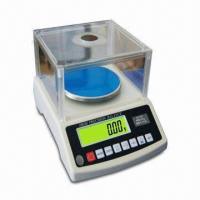 Cheap Electronic Balance, with 150-2000g Capacity/0.001-0.05g Division, 13 Standard Units Can be Chosen for sale