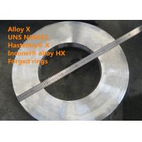 Cheap N06002 Corrosion Resistant Alloys X Outstanding Strength For Gas Turbine Engines for sale
