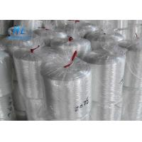 Cheap 2400Tex HuiLi Fiberglass Roving Roll Low Shrink No Deformation For Tank Boat FRP for sale