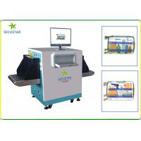 Cheap Easy To Use X-Ray Baggage Screening Equipment , X Ray Parcel Scanner Machine for sale