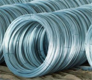 Cheap Strong Strength Low Carbon Electro Galvanised Binding Wire for sale