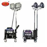 Buy cheap MO-500 Portable Diesel Generator LED Light Tower from wholesalers