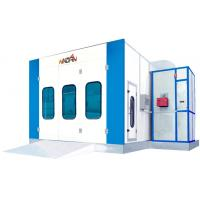 Portable Auto Spray Booths Heat Insulation , EPS Wallboard Structural WD-903 Manufactures
