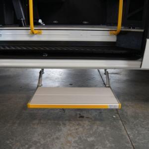 Cheap Automatic Vans Door footstep, Bus door footstep, Commercial vehicle door footstep,School bus door footstep for sale