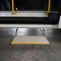 Cheap Electric step for shuttle bus, light and medium coach, utility vehicle, limo-bus and midi-bus(EBS200) for sale