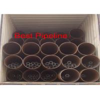 Cheap X52 Nace MR0175 Incoloy Pipe Steel API Spec 5L 2004 Specification For Line Pipe for sale