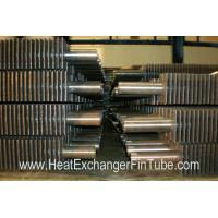 Quality 10# 20# 16Mn 20G 12Cr1MoVG H Fin / HH Fin Welded Heat Exchanger Tubes wholesale