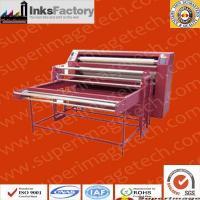 Cheap Automatic Roller Heat Press Machine for Cloth for sale