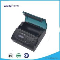 Cheap LCD Display 3 Inch POS Mini Bluetooth Portable Printer Android Printer SDK for Online Order POS-8002 for sale