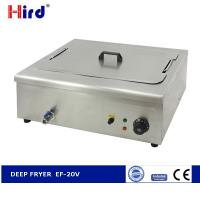 Cheap CE Counter Top Electric Fryer Donuts Fryer Fish Fryer Chicken Fryer EF-20V for sale