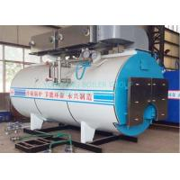Cheap Chemical Industry Oil Fired Steam Boiler 6 Ton ASME Certification for sale