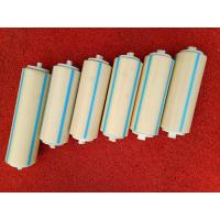 Cheap Nylon Conveyor Rollers Fertilizer Plant Conveyor Belt Rollers Operate Silently for sale