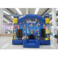 Cheap Hot sale inflatable disney bouncy castle house commercial inflatable jumping house for kids under 15 years old for sale