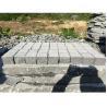 Dark Grey Granite Paving Stones Exterior Decoration Eco - Friendly for sale