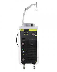 Cheap Hair Epilating Nd Yag Alexandrite Laser Machine 1064nm 755nm for sale