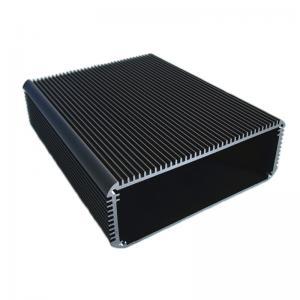 Cheap High Precision Aluminum Heat Spreader , Die Cast Heat Sink Nature Anodizing for sale