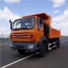 Buy cheap Camion benne Beiben dump truck 30 ton 6x4 10 wheel tipper truck from wholesalers