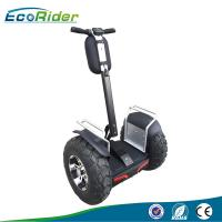 Cheap Eco - Rider Electric Scooter Segway 72V 4000w Double LG Battery Self Balancing Scooter for sale