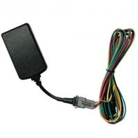 Buy cheap Mini GPS Tracker Device Wide Voltage DC 9V - 100V  With 200mah Rechargeable Li - Ion Battery from wholesalers