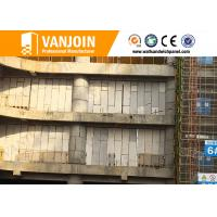 Quality Fireproof polystyrene building panels House Exterior eps concrete panel Lightweight wholesale