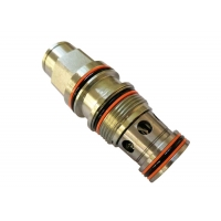 Cheap Pilot Operated Hydraulic Control Valves Threaded Cartridge Hydraulic Balancing Valve for sale