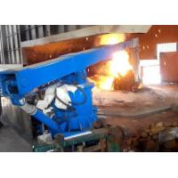 Cheap IF induction electric furnace automatic manipulator for feeding material for sale
