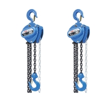 Buy cheap Professional 1.5 Ton Manual Chain Block , Small Hand Chain Hoist hand chain from wholesalers