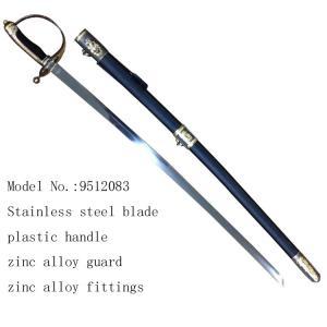 Cheap decorative ceremonial sword for sale