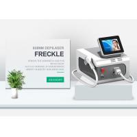 Buy cheap Pain Free 808nm Diode Laser Hair Removal / Epilator Equipment 2500w 1-10hz from wholesalers