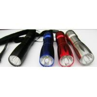 Cheap Super Bright 0.5W Tactical Cree LED Flashlight Rechargeable Multi Colored Housing for sale