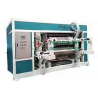 Cheap Automated Rotating Egg Tray Machine / Paper Pulp Moulding Machine for sale