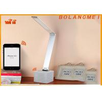 Cheap Multifuntional Mini Touch Sensor LED Table Lamp With Speaker For Reading Room for sale