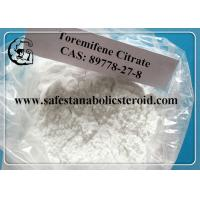 Cheap Toremifene Citrate Powder selective estrogen receptor modulator For breast cancer treatment for sale