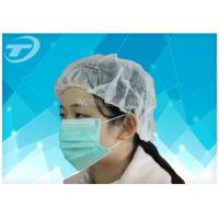 Cheap Dust Proof Hospital Disposable Surgical Caps With Various Color 18gsm To 30gsm for sale