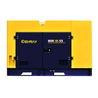 Cheap 13KW 3 Phase 60Hz ISO 9001 Low Noise Diesel Generator for sale