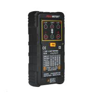 Cheap Three Phase Motor Phase Rotation Tester Indicator 120V - 400V AC Operating Voltage Range for sale