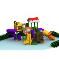 Cheap Environmental Material Plastic Playground Sets For Toddlers 580x450x320cm for sale