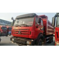 Cheap 6*4 30ton tipper truck China Beiben supplier for sale