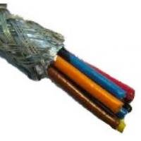 Cheap Mylar Screened Security Cable 4 Pairs Stranded TC Conductor for Wiring Burglar for sale
