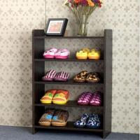 Modern Living Room Wooden Shoe Rack With 5 Dayers Cabinet DX-7113 for