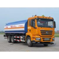 Cheap 6×4 Drive Mode Used Oil Trucks , Used Truck Fuel Tanks 19.7 M3 Volume for sale
