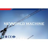 Cheap Travelling Tower Crane For Construction , QTZ125  Elevator Lifting Equipment for sale