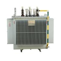 Cheap 11 KV - 2000 KVA Oil Immersed Transformer Compact Size Oil Type Transformer for sale
