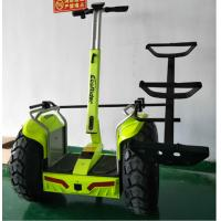 Cheap Stand Up Off Road Electric Golf Scooter 21 Inch 2 Wheel Balancing Scooter for sale