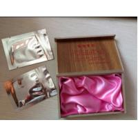 Cheap Joan of ARC Red artifical hymen Female sex products Wholesales(wooden box package) for sale