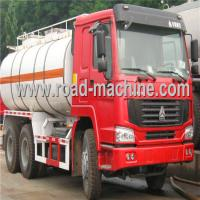 Cheap Sell SINOTRUK 16M3 OIL/FUEL TANK TRUCK AFRICA/RUSSIA/ASIA for sale